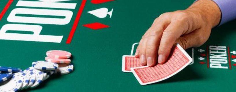 無限注德州撲克牌桌上的新手必懂八大規則