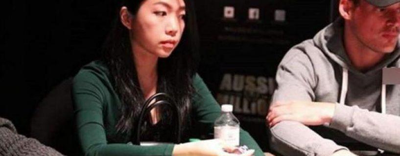 馬來西亞90後女賭神 轉職玩德州撲克半年賺20萬美元