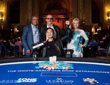 港男WSOP國際撲克賽奪冠 贏9,500萬史上第三高獎金